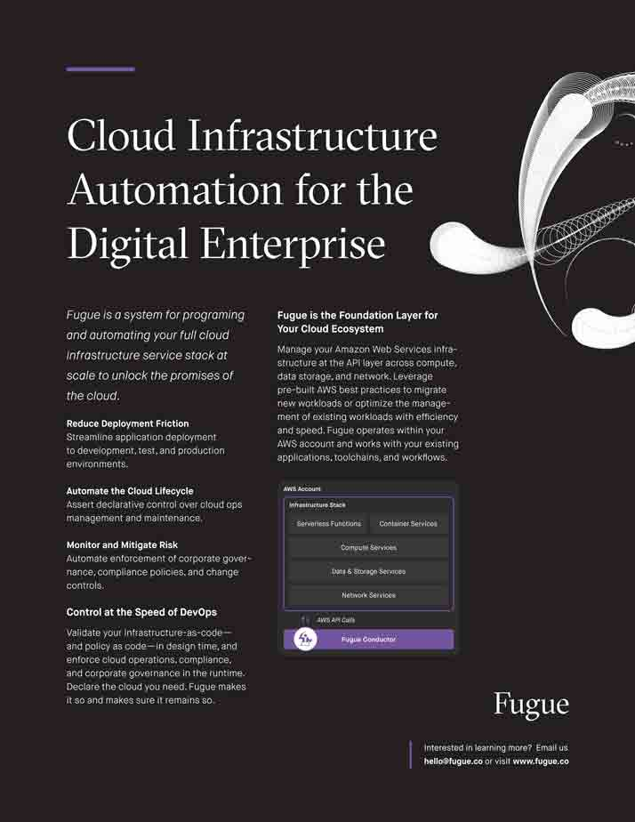 Cloud Infrastructure Automation for the Digital Enterprise