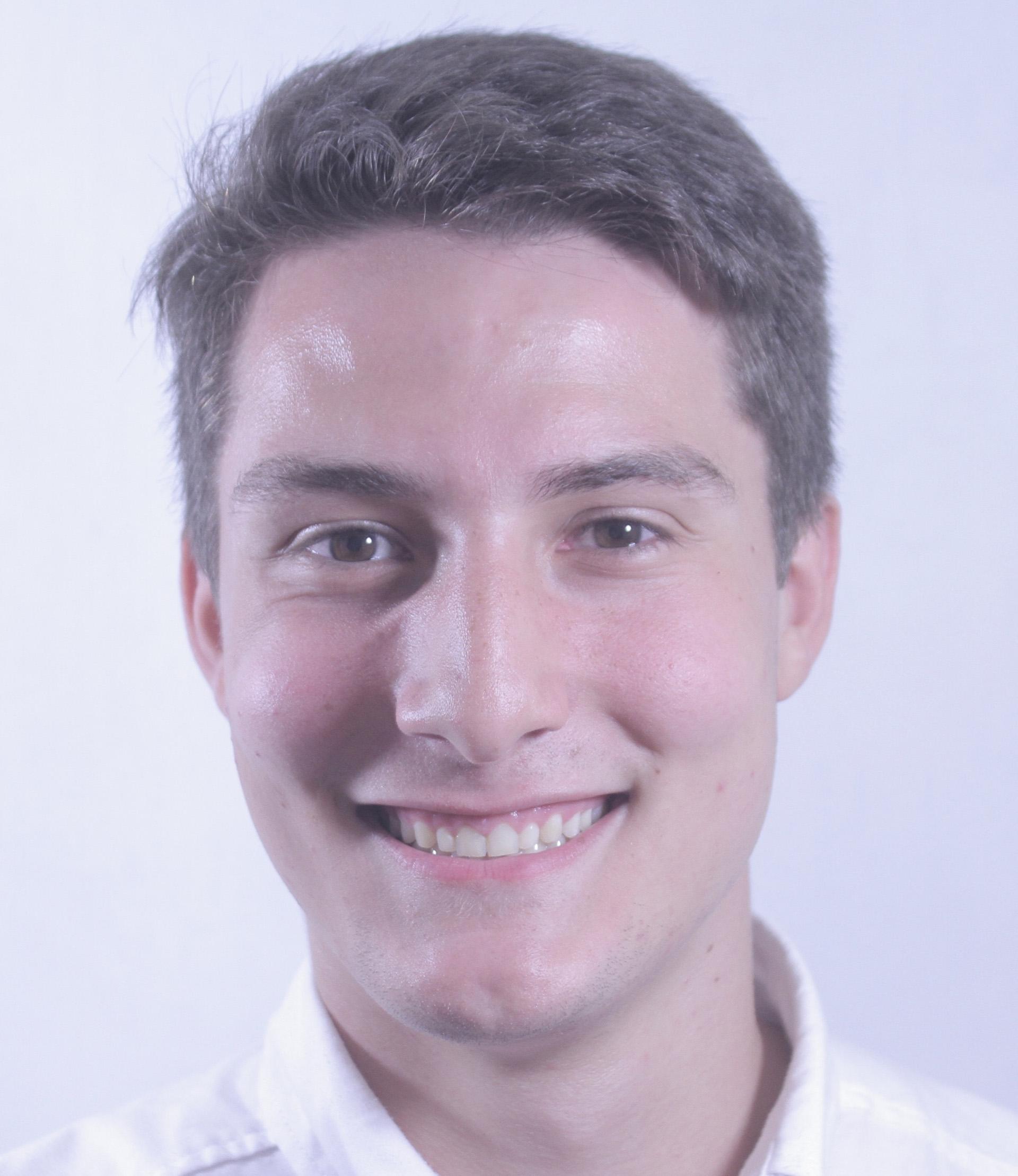 Michael Kvetenadze Headshot